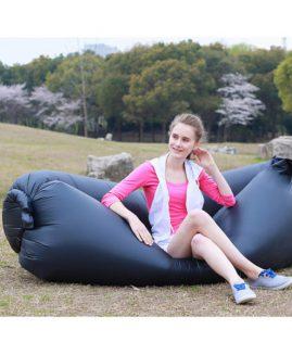 Air Bag Sofa Folding Portable Inflatable Sofa Lazy